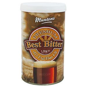 Набор Muntons Premium Best Bitter 1,5 кг.